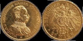 20 Mark Duitsland, gouden munt verkopen