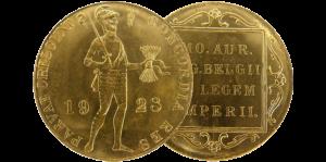 Wat is een gouden dukaat waard?