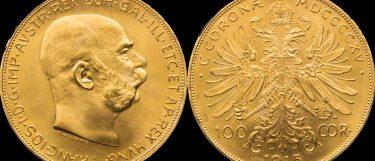 100 Corona Oostenrijk