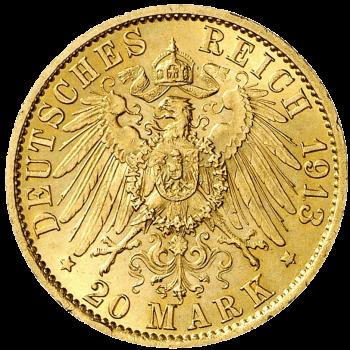 20 Mark Duitsland-0