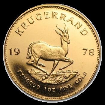 Zuid-Afrikaanse Krugerrand-0