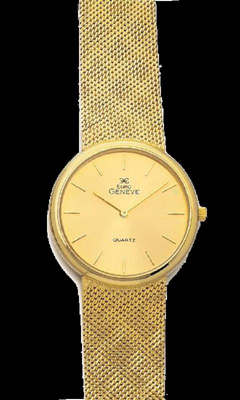 Gouden horloge verkopen