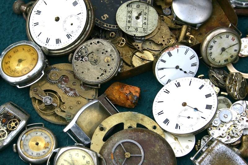 Nog meer over gouden horloges