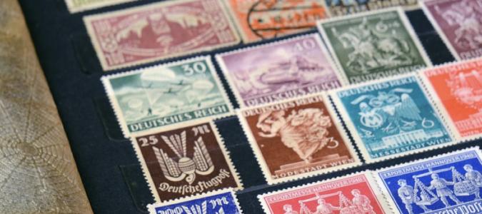 Postzegels verkopen