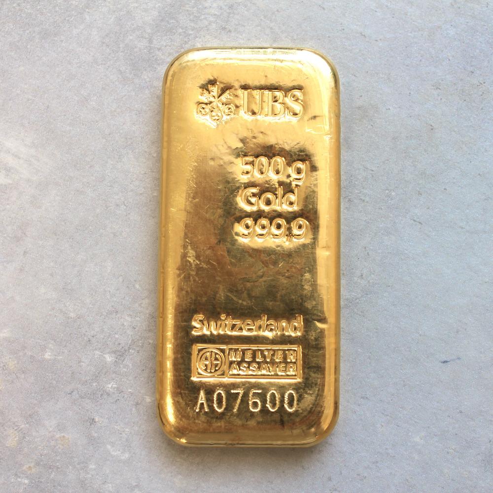 Gouden sieraden verkopen voor contant geld