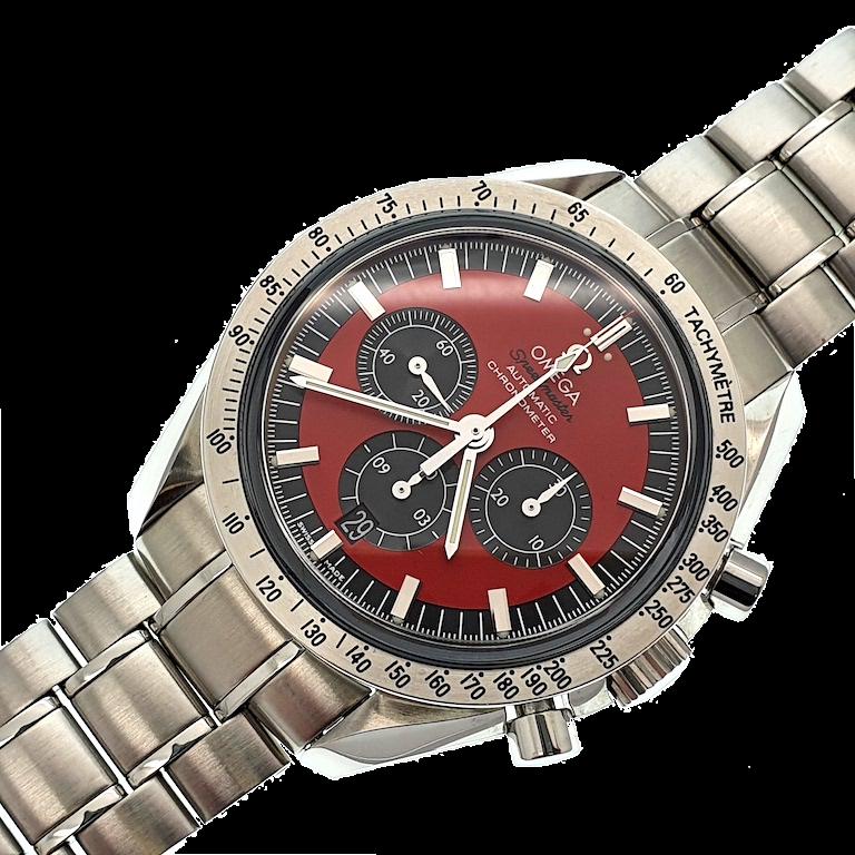 Het Nederlandsche inkoopkantoor koopt uw Omega horloge